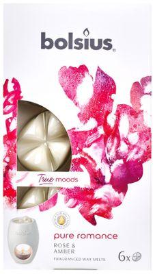 Fragrance wax melts pck6  True Moods PRO - Pure Romance