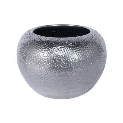 Florence Bowl Planter Silver (19cm x 13cm)
