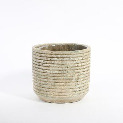 Terrane Cylinder Planter 13.5x13.5x12cm (1/12)