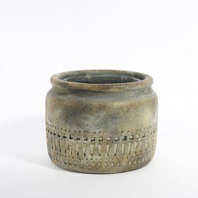 Totem Jar Planter 16x16x12.5cm (1/12)