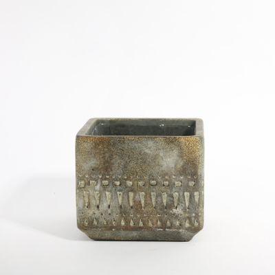 Totem Cube Planter 12.5x12.5x10.5cm (2/16)