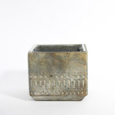 Totem Cube Planter 13.5x13.5x11.5cm (1/12)