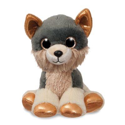 Plush Grayson Wolf 7 inch