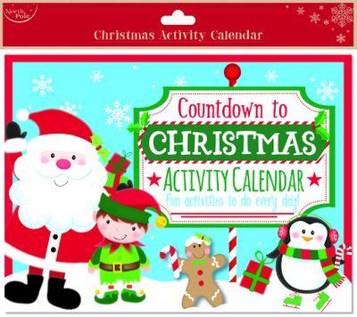 Xmas Activity Countdown