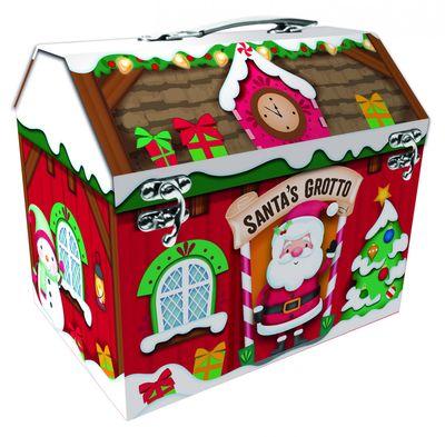 Santas Grotto House Box