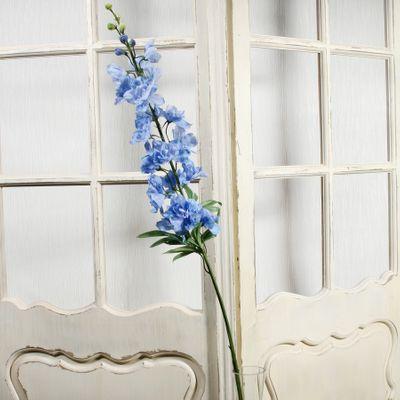 Real Garden Delphinium Spray Blue (91cm)