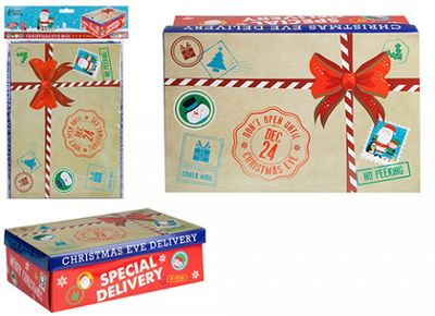 Small Special Delivery Christmas Eve Box