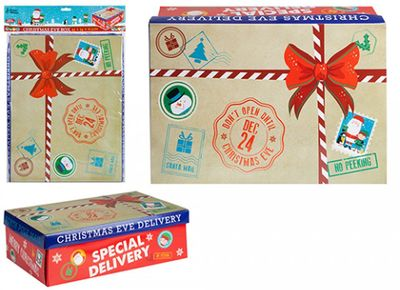 Medium Special Delivery Christmas Eve Box