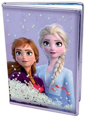 Frozen 2 (Snow Sparkles) A5 Confetti Nbook CDU 10