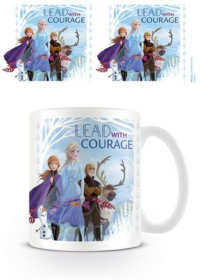 Frozen 2 (Lead With Courage) Mug