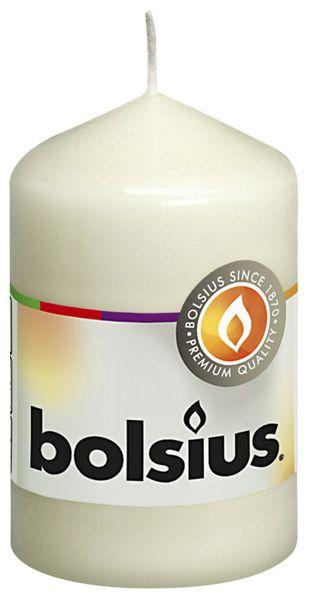 Bolsius Pillar Candle Ivory (80/50 mm)