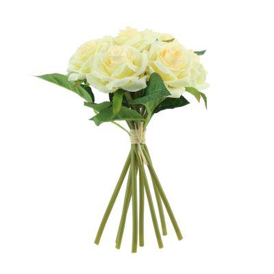 Arundel Rose Bouquet Cream (12/144)