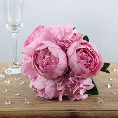 Arundel Romance Bouquet Dusky Pink (12/144)