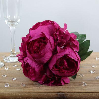 Arundel Romance Bouquet Cerise (12/144)