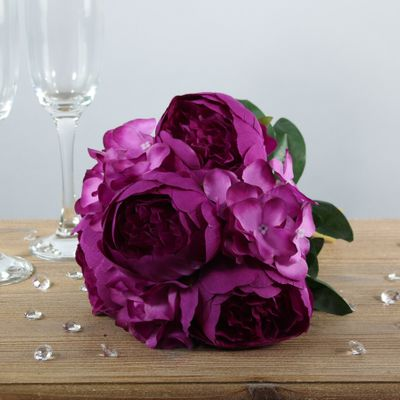 Arundel Romance Bouquet Purple (12/144)