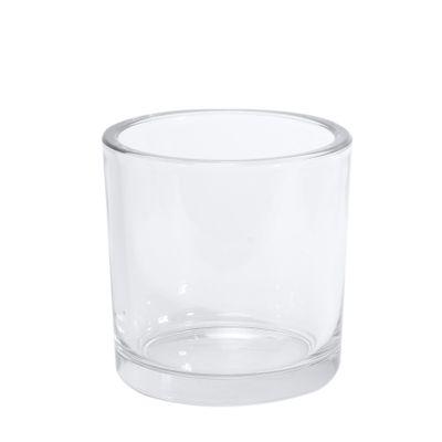 Cylinder Heavy Vase 14x14cm