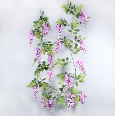 Wisteria Garland Lilac (210cm)(6/36)