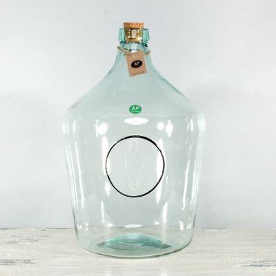 Eco - Elegant Demi-John w/hole (39cm x 25cm)
