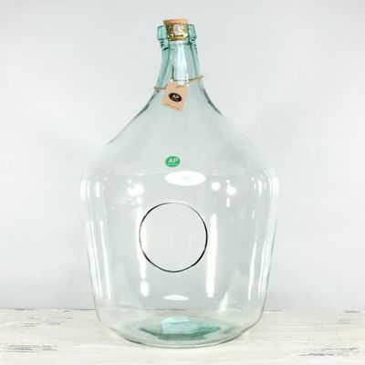 Eco - Elegant Demi-John w/hole (46cm x 29cm)