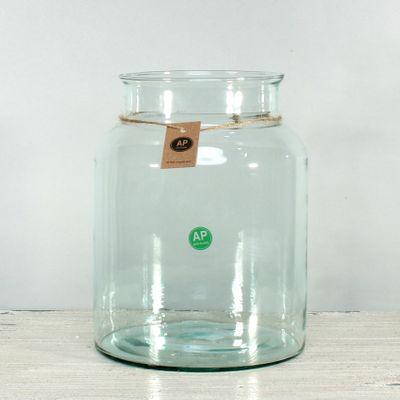 Eco - Elegant Medici Jar (24cm x 19cm)