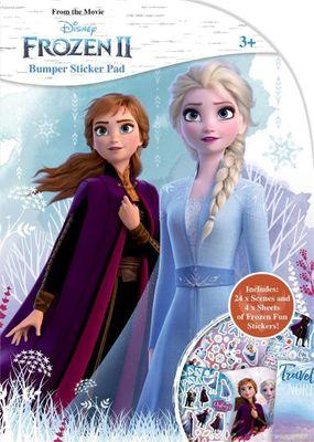 Frozen 2 Bumper Sticker Pad