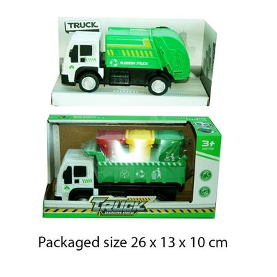 T19903 Garbage Truck  2 Asstd