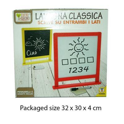 T20027 Wooden Chalk/white Board