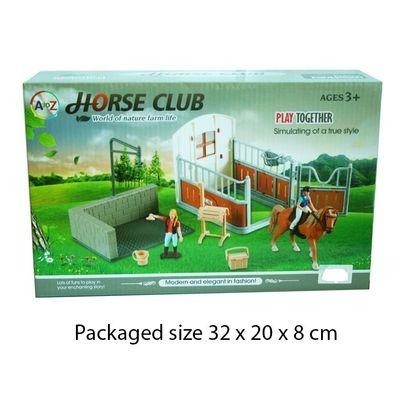 T19918 My 1st Horse Set