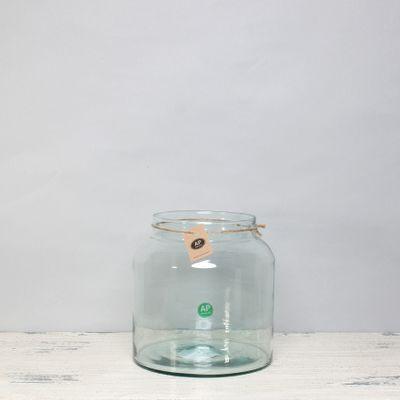 Eco - Elegant Siena Jar (20cm x 19cm)