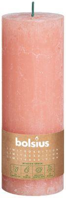 Bolsius Rustic Pillar candle Earth (190 mm x 68 mm)
