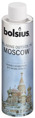 Bolsius Fragrance diffuser refill Moscow (200ml)
