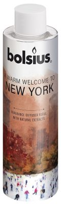 Bolsius Fragrance diffuser refill New York (200ml)