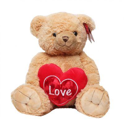 Brown Snuggles Bear