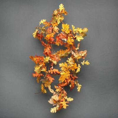 Autumnal Maple garland 150cm