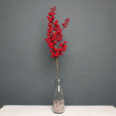 Red Berry stem 67cm