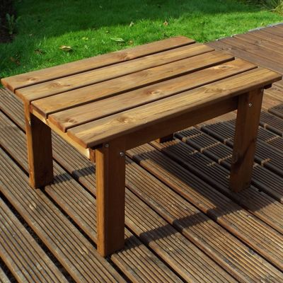 Deluxe Wooden Coffee Table