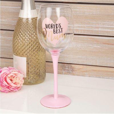 Best Mum Wine Glass