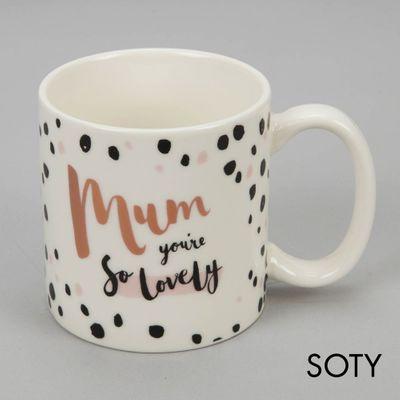 Mum Luxe Ceramic Mug