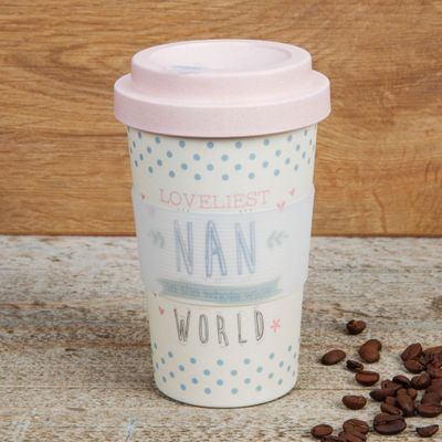 Loveliest Nan Travel Mug
