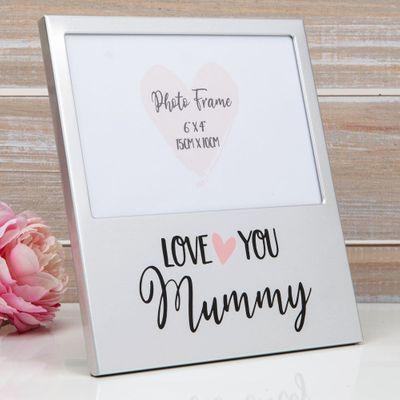 Love you mummy Photoframe