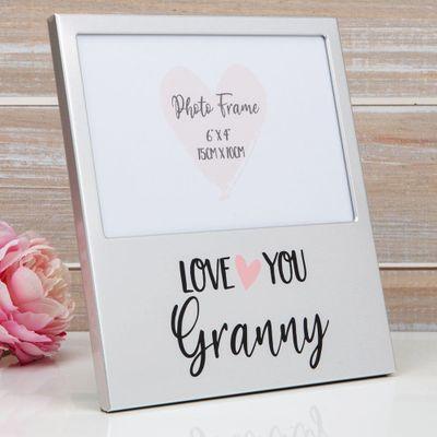 Love You Granny Photoframe