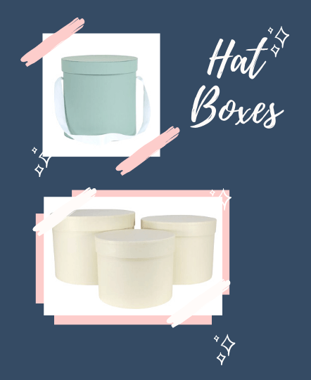 Mother's Day Hat Boxes