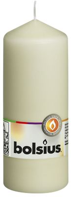 Bolsius Pillar Candle Ivory (150/60 mm)