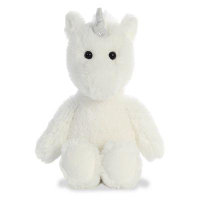 Cuddle Friends Plush White Unicorn (12 Inch)