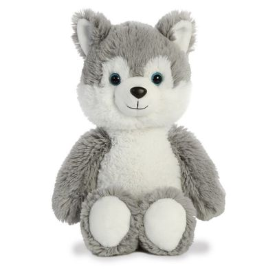 Cuddle Friends Plush Husky Dog (12 Inch)