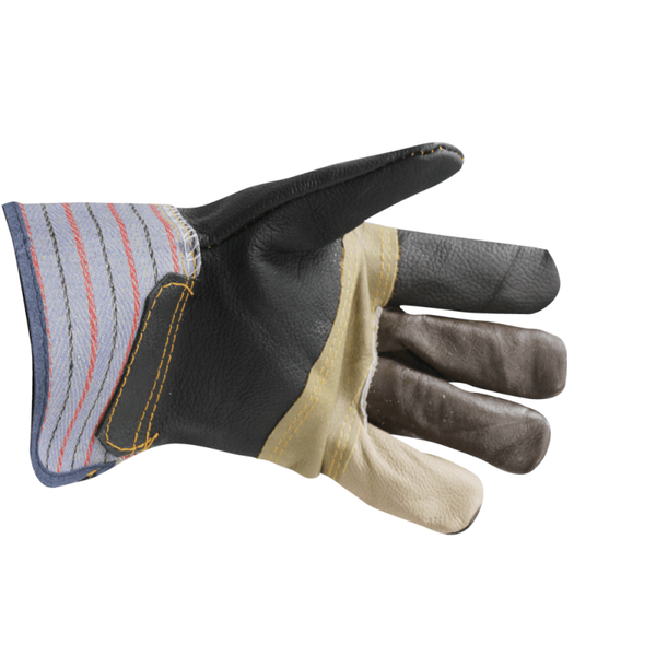 Mens Heavy Duty Leather Gloves