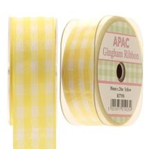 Yellow Easter Ribbon