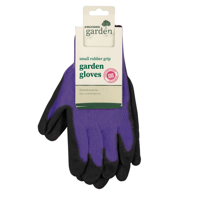Small Rubber Grip Garden Gloves