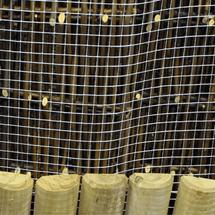 Square Mesh Wire Netting