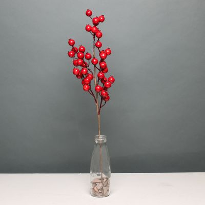 Large Red Berry Stem